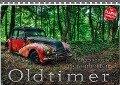 Oldtimer - Vergessene Schönheiten (Tischkalender 2018 DIN A5 quer) Dieser erfolgreiche Kalender wurde dieses Jahr mit gleichen Bildern und aktualisiertem Kalendarium wiederveröffentlicht. - Heribert Adams