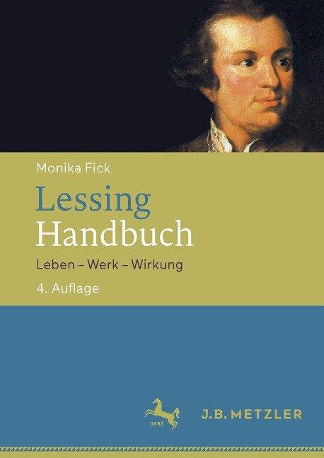 Lessing-Handbuch - Monika Fick