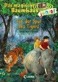 Das magische Baumhaus junior - Auf der Spur des Tigers - Mary Pope Osborne