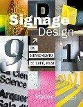 Signage Design - Michelle Galindo