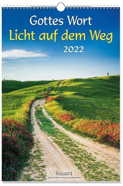 Gottes Wort - Licht auf dem Weg 2022 -