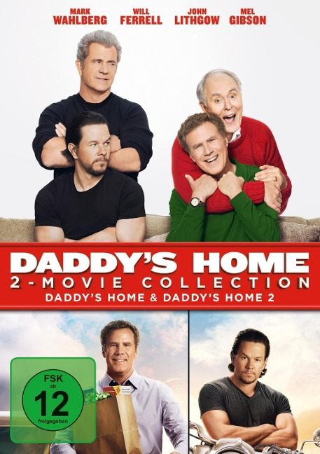 Daddy's Home 1 + 2 -