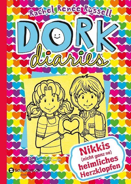 DORK Diaries, Band 12 - Rachel Renée Russell