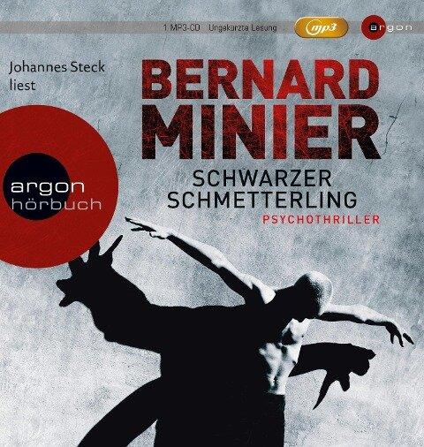 Schwarzer Schmetterling (MP3-Ausgabe) - Bernard Minier