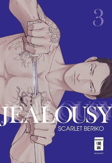 Jealousy 03 - Scarlet Beriko