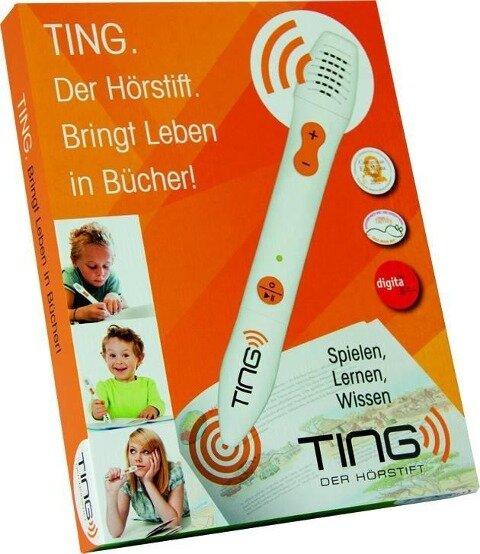 Ting smart Hörstift -