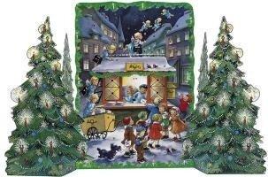 Engelchens Postamt Adventskalender -