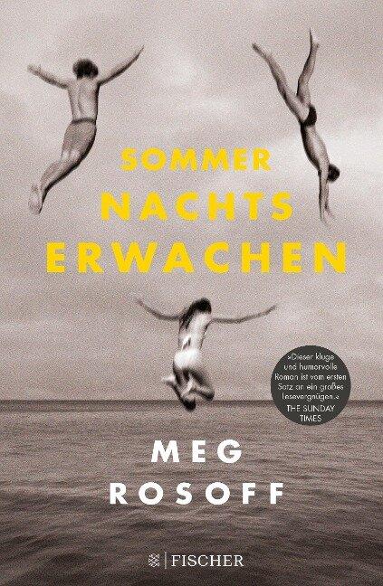 Sommernachtserwachen - Meg Rosoff