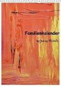 Familienkalender (Wandkalender 2018 DIN A3 hoch) - Jenny Niesalla