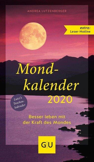 Mondkalender 2020 - Andrea Lutzenberger