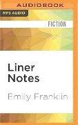 Liner Notes - Emily Franklin