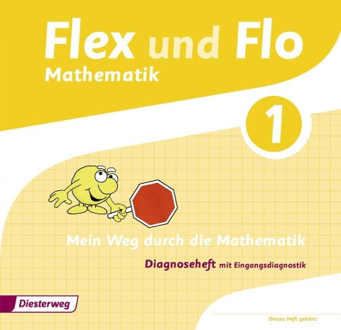 Flex und Flo 1. Diagnoseheft -