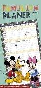 Disney Mickey Mouse & Friends Familienplaner - Kalender 2018 -