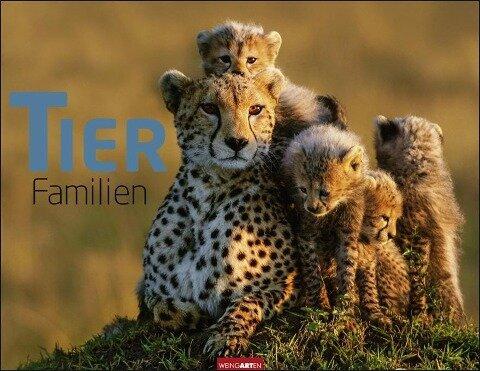Tierfamilien - Kalender 2020