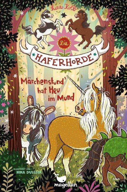 Die Haferhorde - Märchenstund' hat Heu im Mund - Suza Kolb