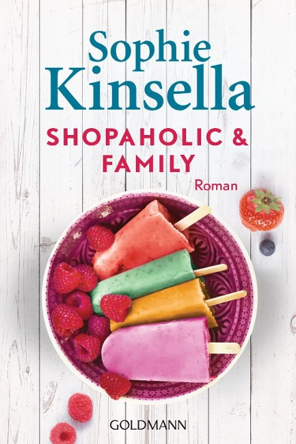 Shopaholic & Family - Sophie Kinsella