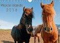 Pferde Islands (Wandkalender 2018 DIN A4 quer) - Philipp Gilbert