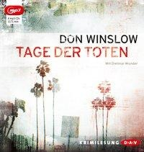 Tage der Toten - Don Winslow