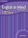 English in Mind 3 Testmaker - Sarah Ackroyd