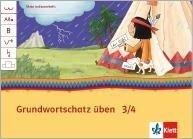 Mein Anoki-Übungsheft. Grundwortschatz üben 3/4. Hamburg, Berlin, Brandenburg. Arbeitsheft 3-4. Schuljahr -