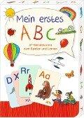 Wendekarten - Mein erstes ABC -