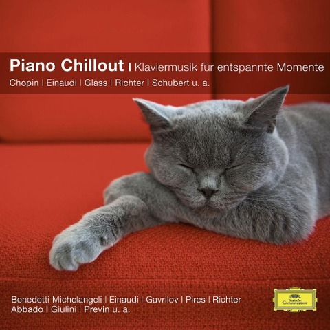 Piano Chillout - Ludwig van Beethoven, Frédéric Chopin, Ludovico Einaudi, Philip Glass, Wolfgang Amadeus Mozart