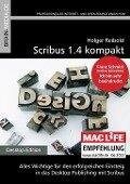 Scribus 1.4 kompakt - Holger Reibold