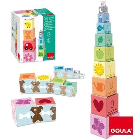 Goula Stapelturm 1-10 -