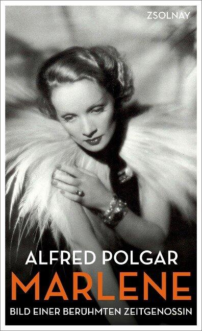 Marlene - Alfred Polgar