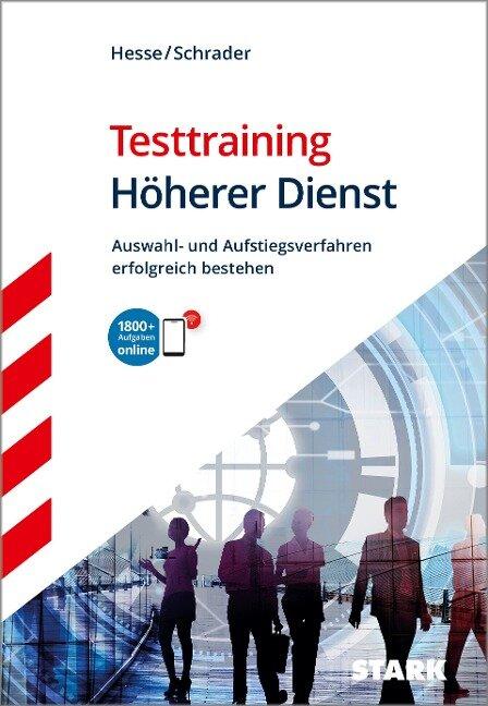 STARK Testtraining Höherer Dienst -