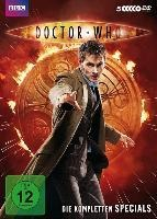 Doctor Who - Die kompletten Specials -