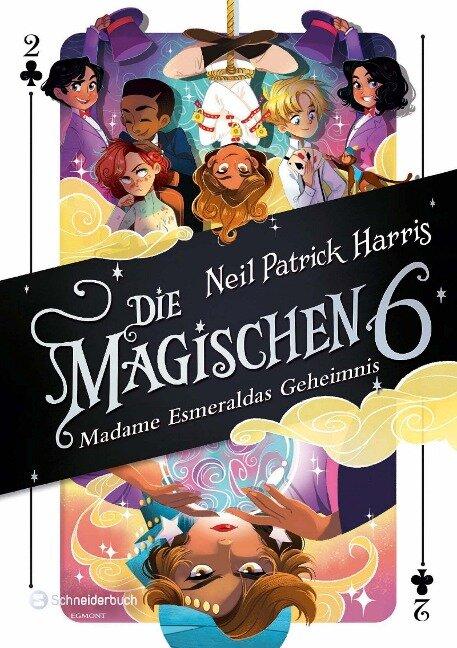 Die Magischen Sechs - Madame Esmeraldas Geheimnis - Neil Patrick Harris