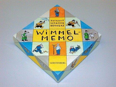 Wimmel-Memo - Rotraut Susanne Berner