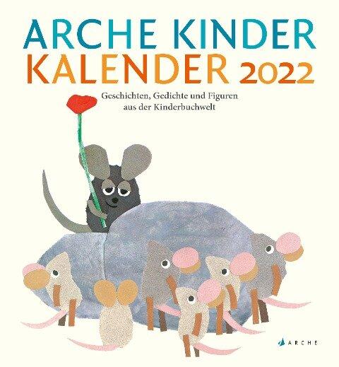 Arche Kinder Kalender 2022 -