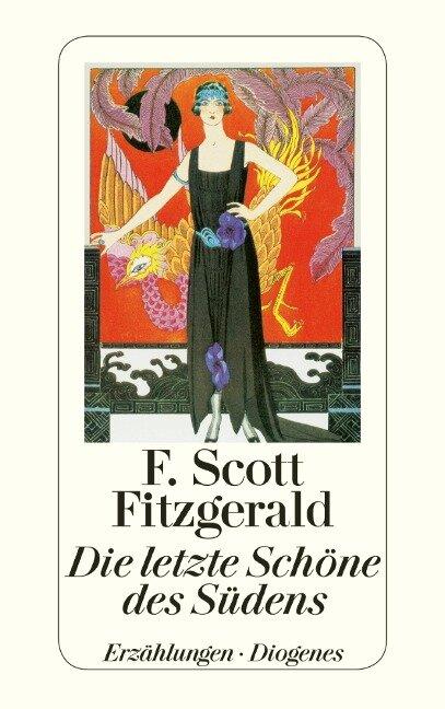 Die letzte Schöne des Südens - F. Scott Fitzgerald