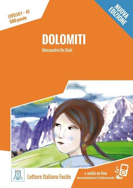 Dolomiti Nuovo Edizione. Livello 01 - Alessandro De Giuli