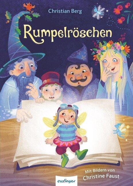 Rumpelröschen - Christian Berg