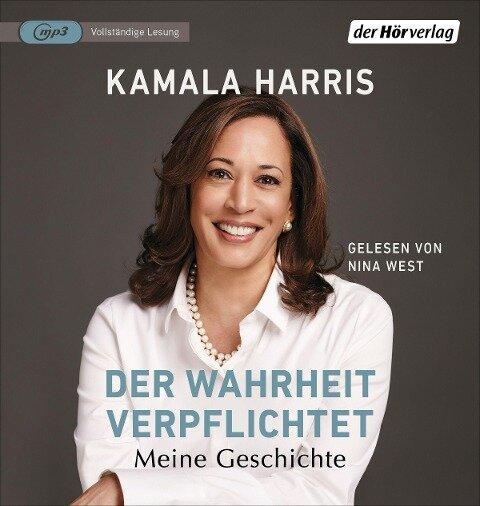 Der Wahrheit verpflichtet - Kamala Harris