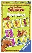 Drache Kokosnuss Domino -