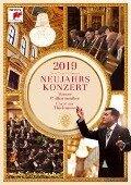 Neujahrskonzert 2019 / New Year's Concert 2019 DVD - Wiener Philharmoniker