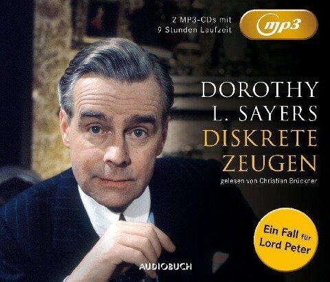 Diskrete Zeugen - Dorothy Leigh Sayers