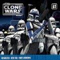 Star Wars - The Clone Wars 03: Rekruten / Der Fall eines Droiden -
