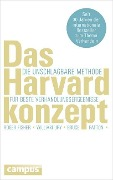 Das Harvard-Konzept - Roger Fisher, William Ury, Bruce Patton
