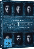 Game of Thrones - Die komplette 6. Staffel - George R. R. Martin