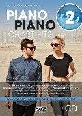 Piano Piano Chart Hits 2 mit CD - Gerhard Kölbl, Stefan Thurner