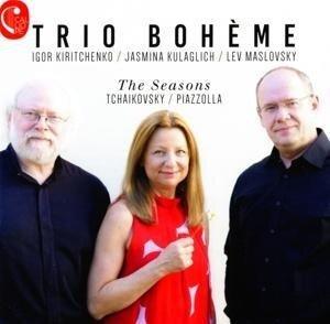 Trio Boheme: Die Jahreszeiten - Trio Boheme