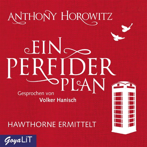 Ein perfider Plan - Anthony Horowitz