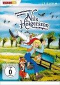 Die wunderbare Reise des kleinen Nils Holgersson mit den Wildgänsen - Der Spielfilm -