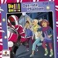 Die drei !!! 52: Das rote Phantom - Ina Biber, Maja von Vogel