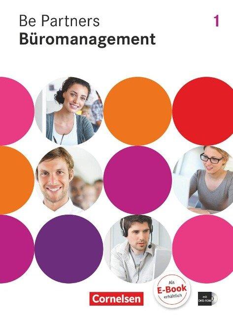Be Partners - Büromanagement 1. Ausbildungsjahr Fachkunde - Jens Bodamer, Sabrina Böing, Kai Franke, Melanie Müller, Stephan Müller